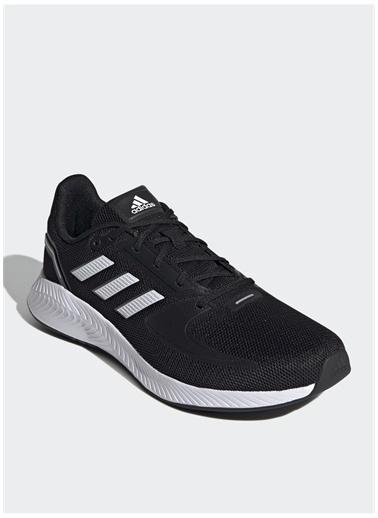 adidas adidas FY5943 RUNFALCON 2.0 Erkek Koşu Ayakkabısı Siyah